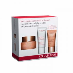 Clarins Extra-Firming Crema Antirughe Tutti I Tipi Di Pelle 50ml Set 3 Parti