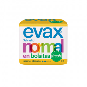 Evax  Normal Fresh Pantyliners Small Bags 20 Unità
