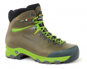 1122 JACKRABBIT NEON GTX RR WIDE LAST - Hunting Boots - Waxed forest/Neon green