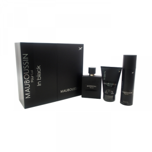 Mauboussin Pour Lui In Black Eau De Parfum Spray  100ml Set 3 Parti 2018