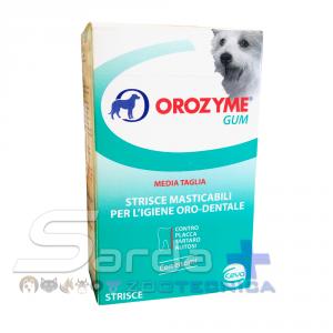 OROZYME GUM per l'igiene orale dei cani