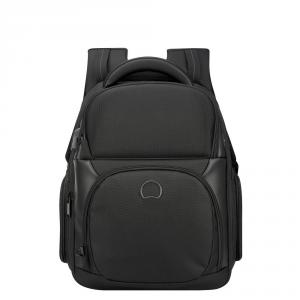 Delsey - Quarterback Premium - Zaino espandibile 1 scomparto protezione pc 15.6