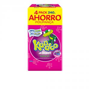 Kandoo Salviette Detergenti frutti Di Bosco 4x60 Unità