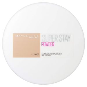 Maybelline SuperStay 24 Hour, Cipria, Nude 021, 9 g
