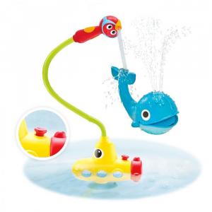 Balena Spray e Sottomarino Gioco Per il Bagnetto Yookidoo 40142