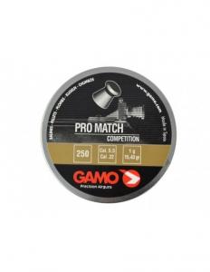 PALLINI GAMO PRO MATCH CAL. 5,5 - 1G (250 PZ)