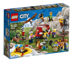 LEGO CITY PEOPLE PACK - AVVENTURE ALL'ARIA APERTA 60202