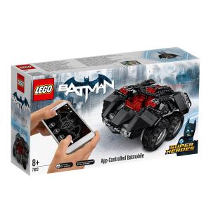 LEGO SUPER HEROES BATMOBILE TELECOMANDATA 76112