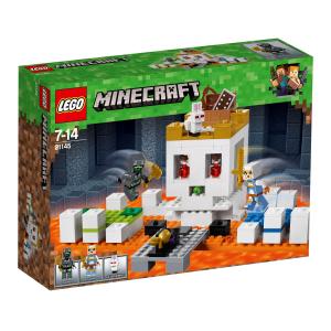 LEGO MINECRAFT L'ARENA DEL TESCHIO 21145