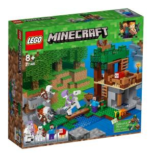 LEGO MINECRAFT L'ATTACCO DELLO SCHELETRO 21146