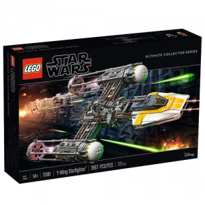 LEGO STAR WARS Y-WING STARFIGHTER 75181