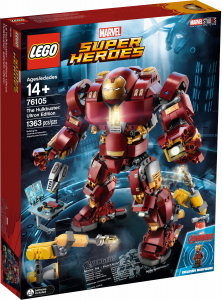 LEGO SUPER HEROES HULKBUSTER: ULTRON EDITION 76105