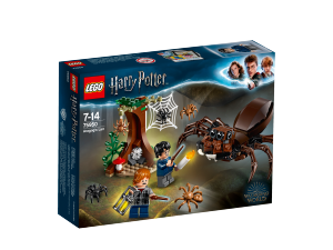 LEGO HARRY POTTER IL COVO DI ARAGOG 75950