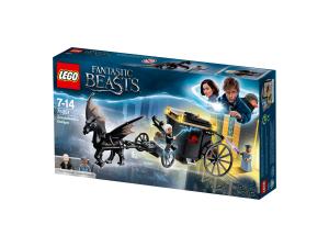 LEGO HARRY POTTER LA FUGA DI GRINDELWALD 75951