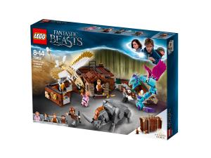 LEGO HARRY POTTER LA VALIGIA DELLE CREATURE MAGICHE 75952