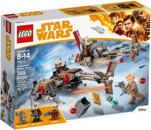 LEGO STAR WARS SWOOP BIKES DI CLOUD-RIDER 75215