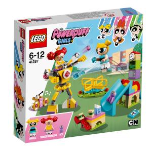 LEGO POWERPUFF GIRLS DUELLO AL PARCO GIOCHI DI DOLLY 41287