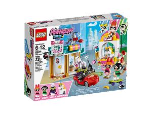 LEGO POWERPUFF GIRLS L'ATTACCO DI MOJO JOJO 41288
