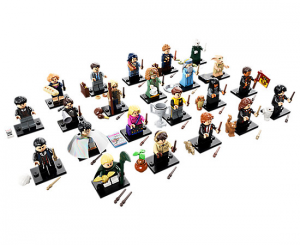 LEGO MINIFIGURES SETTEMBRE 2018 71022