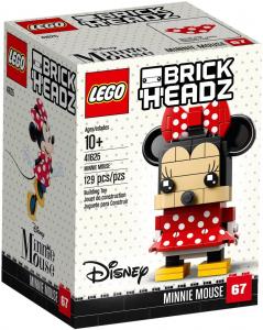 LEGO BRICKHEADZ MINNIE MOUSE 41625