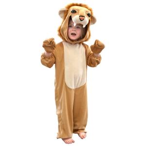 Costume per Carnevale bambini Leone