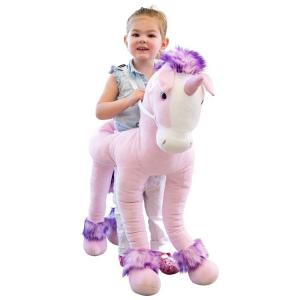 Costume bambino per Carnevale Unicorno con bretelle