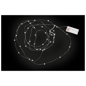 Luci natalizie interni Catena di luci LED 360cm