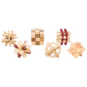 Giochi di abilità in legno per bambini Display