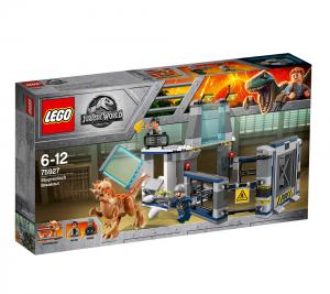 LEGO JURASSIC PARK L'EVASIONE DELLO STYGIMOLOCH 75927