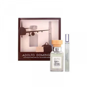 Adolfo Dominguez Agua Fresca Homme Eau De Toilette Spray 60ml Set 2 Pieces 2018