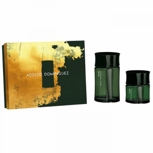 Adolfo Dominguez Bambú Homme Eau De Toilette Spray 120ml Set 2 Parti 2018