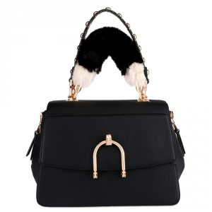 Hand and shoulder bag Liu Jo CORDUSIO N68116 E0037 NERO