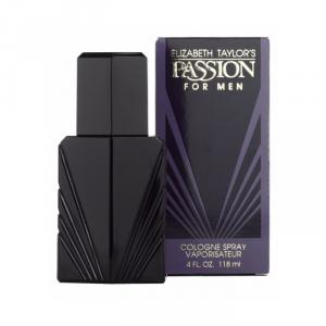 Elizabeth Taylor Passion For Men Eau De Cologne Spray 118ml
