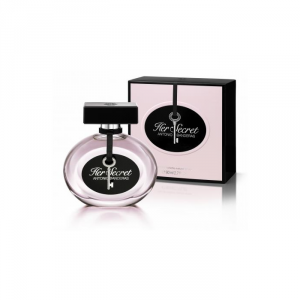 Antonio Banderas Her Secret Eau De Toilette Spray 80ml