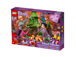 LEGO FRIENDS CALENDARIO DELL'AVVENTO 41353
