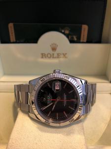 Orologio secondo polso Rolex Turno-O-Graph