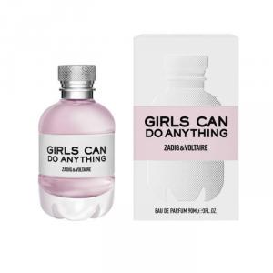 Zadig & Voltaire Girls Can Do Anything Eau De Parfum Spray 90ml