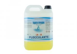 FLOCCULANTE  LIQUIDO
