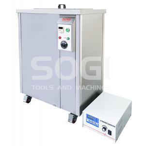 Vasca ultrasuoni industriale lavapezzi riscaldata da 105L SOGI VL-U1050R