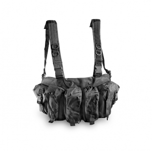 OPENLAND TACTICAL CHEST RIG NERO