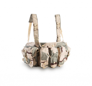 OPENLAND TACTICAL CHEST RIG 3 COLOR DESERT