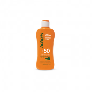 Babaria Sunscreen Lotion With Aloe Vera Spf50 200ml