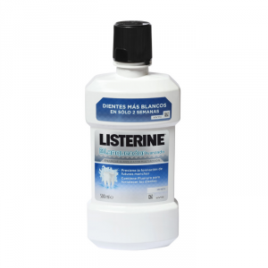 Listerine Avanced White Oral Rinse 500ml