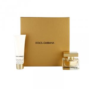 Dolce And Gabbana The One Eau De Toilette Spray 30ml Set 2 Parti 2018