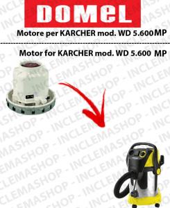WD 5.600 MP Saugmotor DOMEL für staubsauger KARCHER