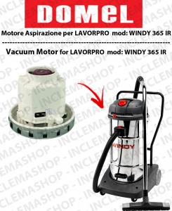 WINDY 365 IR motor de aspiración DOMEL para aspiradora LAVOR PRO