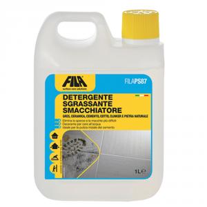 FilaPS87 - Detergente decerante sgrassante