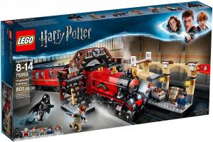 LEGO HARRY POTTER ESPRESSO PER HOGWARTS 75955