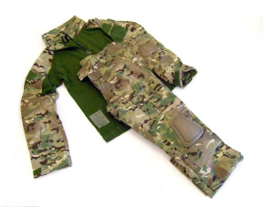 UNIFORME ADVANCE MULTICAM TAGLIA XXL