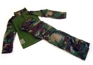 UNIFORME ADVANCE WOODLAND ROYAL